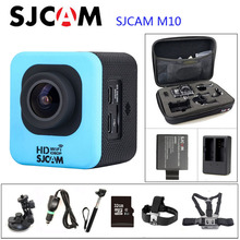 Original  SJCAM M10 WiFi Action Camera Diving 30M Waterproof Camera Underwater 1080P Sport  Camera Connector Set