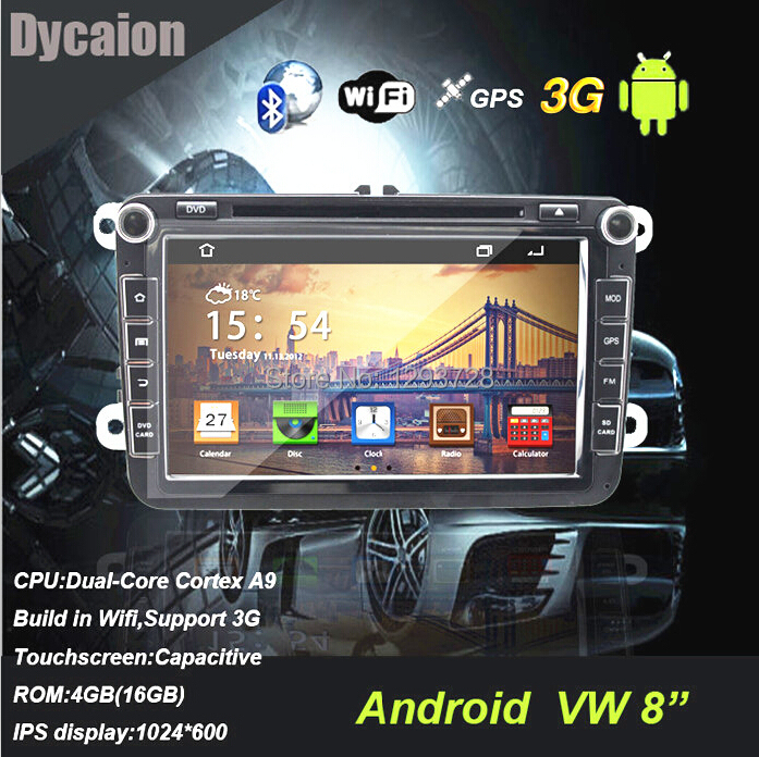 vw android car multimedia android car radio with gps 3g. Black Bedroom Furniture Sets. Home Design Ideas
