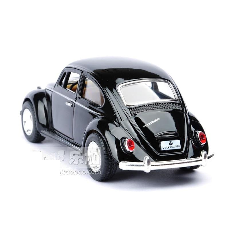 High Simulation Model Toys: KiNSMART Volkswagen Beetle 1967 Retro ...
