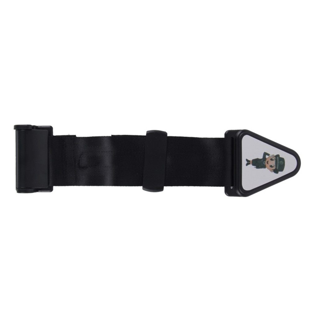 High Quality Car seat belt /Bus Truck Automobile Child safety belt Strap Seatbelt Clip Oxford cloth Top Baby Car Safety Clamp