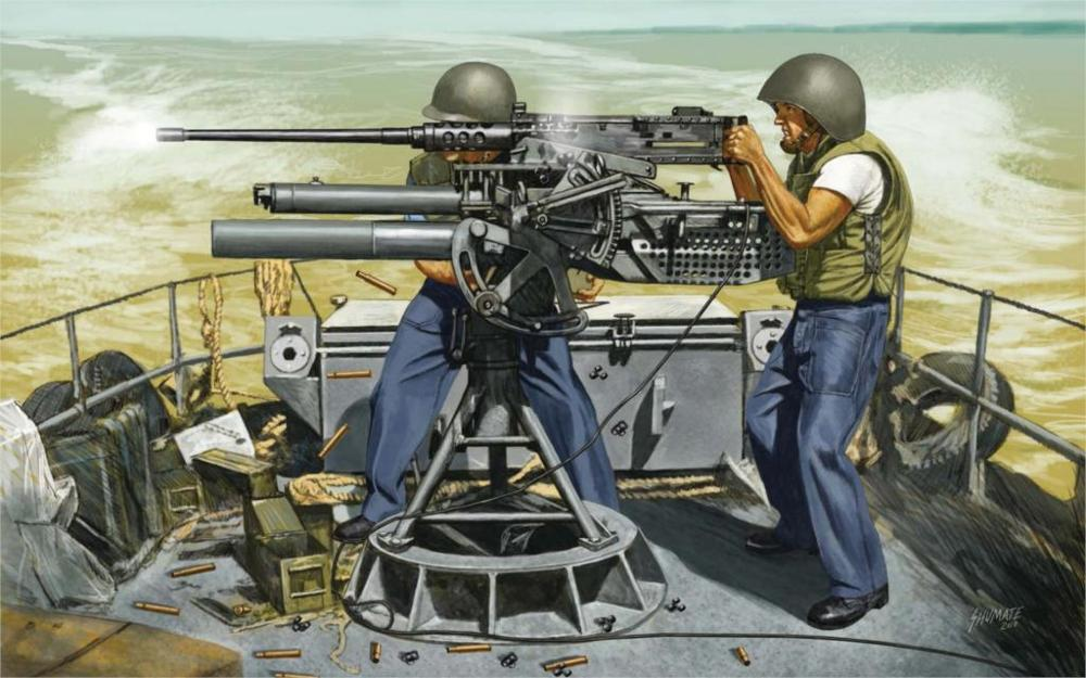 Usa Anime Gun Girl Wallpaper 1920x1080 Art Soldiers Marine Infantry Usa Leads Shot Fire From