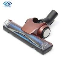 32mm Brown European Version Vacuum Cleaner Accessories For Efficient Air Brush The Floor Carpet Efficient Cleaning