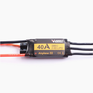 Image 5 - V Good Airplanes 32 ESC 40A 60A 80A 100A 120A 150A 2 8S Lipo 5.5V/8A BEC RC Airplane ESC For RC Model RC accessories