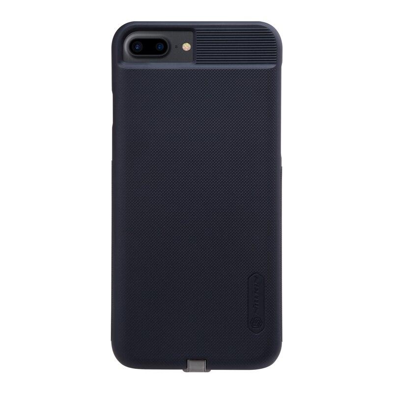 imágenes para Además de Cargador Inalámbrico Qi Receptor Caso de La Cubierta de Nillkin para iphone7 Potencia del Transmisor de Carga Para el iphone 7 más caso (5.5 pulgadas)