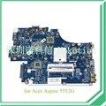Mbwve02001 new75 la-5911p mb. wve02.001 para acer aspire 5552g placa madre del ordenador portátil ddr3 ati hd 6470 m