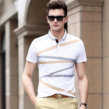 High Quality Men's Clothing Fashion Polo Shirt Short Sleeve Cotton Polo for Summer Brand Polo New 9317