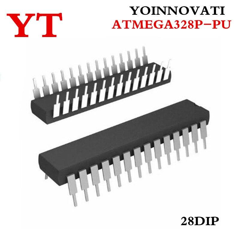 Free shipping 20 pcs lot DIP 28 ATMEGA328P ATMEGA328P PU 328P Best quality