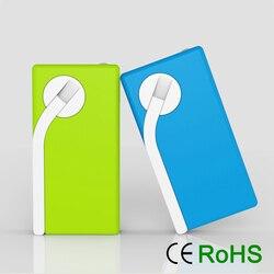 Korba ręczna ładowarka do telefonu komórkowego 2200mAh Dynamo generatora USB z latarką LED