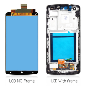"""Image 4 - Original 4.95"""" IPS for LG Nexus 5 LCD Display Touch Screen Digitizer Assembly with Frame Nexus5 D820 D821 Screen Replacement"""