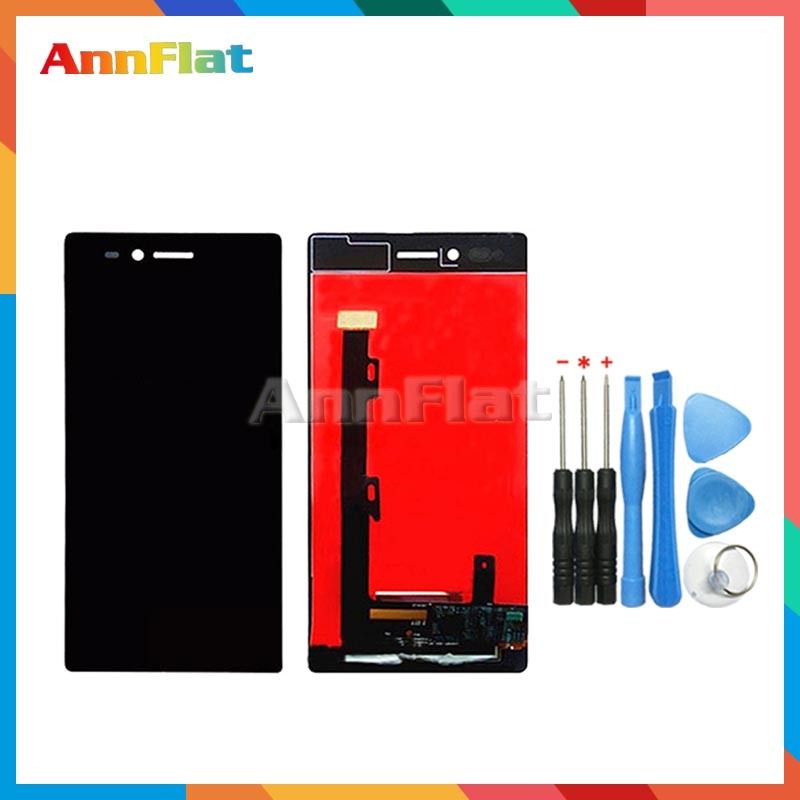 high quality 5.0'' For Lenovo Vibe Shot Z90 LCD Display Screen With Touch Screen Digitizer Assembly Free shipping+tools аксессуар чехол lenovo z90 vibe shot z90a40 zibelino soft matte zsm len vib shot