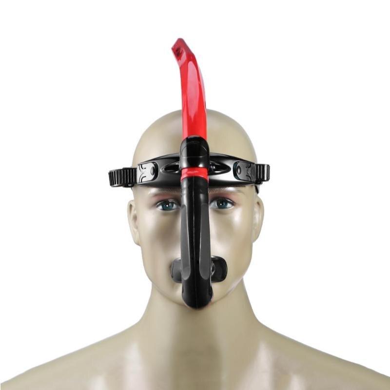 Silicona buceo respiración Snorkel subacuático buceo tubo boquilla natación Snorkel agua deportes buceo Accesorios
