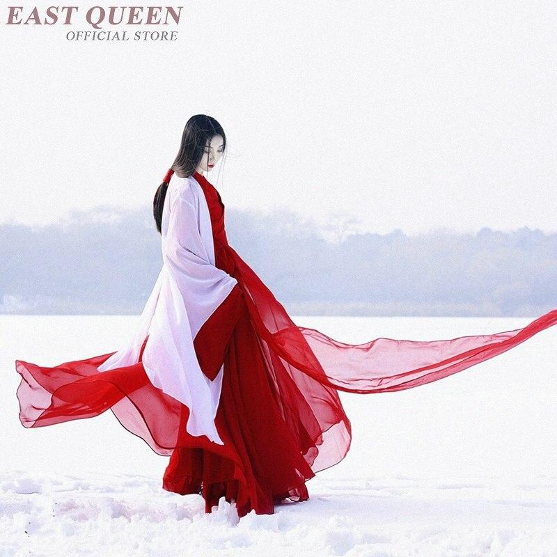 Hanfu Women Ancient Chinese Costume KK2251 Y
