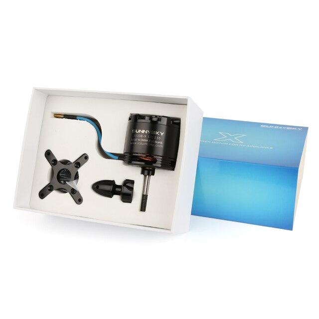 Original SunnySky X5330 (6360) KV200 KV235 75-85 pulgadas motor sin escobillas para ala fija FPV drones