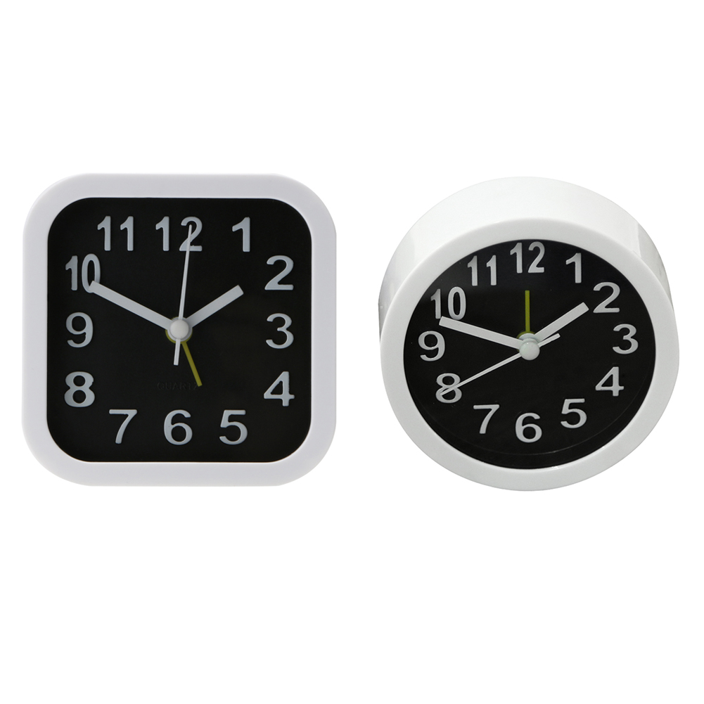 compare prices on small desk clock online shoppingbuy low price  - modern small square alarm clock desk table desktop time clock simple stylehome office decoration reloj