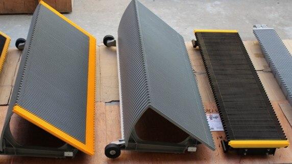 Escalator aluminum pedals step XAA26143B XAA26145G1 F1 escalator cascade stainless step xaa26145g1 1009 408 120 teeth