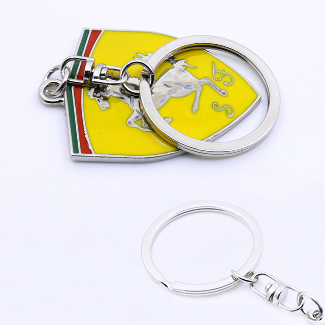 Aliexpress Com Buy Car Accessories Keychain Key Ring Chain For