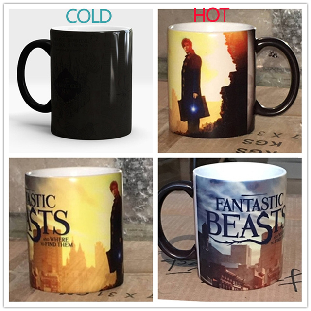 drop shipping fantastic beasts and where to find them mug color