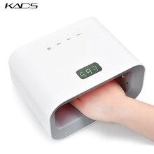 KADS 90 Вт профессиональный светодиодный УФ-лампа для ногтей Сушилка для ногтей Уход За Кожей Отбеливание для маникюра УФ-лампа светодиодный Гель-лак для сушки всех инструментов