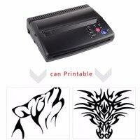 Professional Tattoo Tool Drawing Design Tattoo Thermal Stencil Maker Copier Tattoo Transfer Machine Printer Transfer Paper