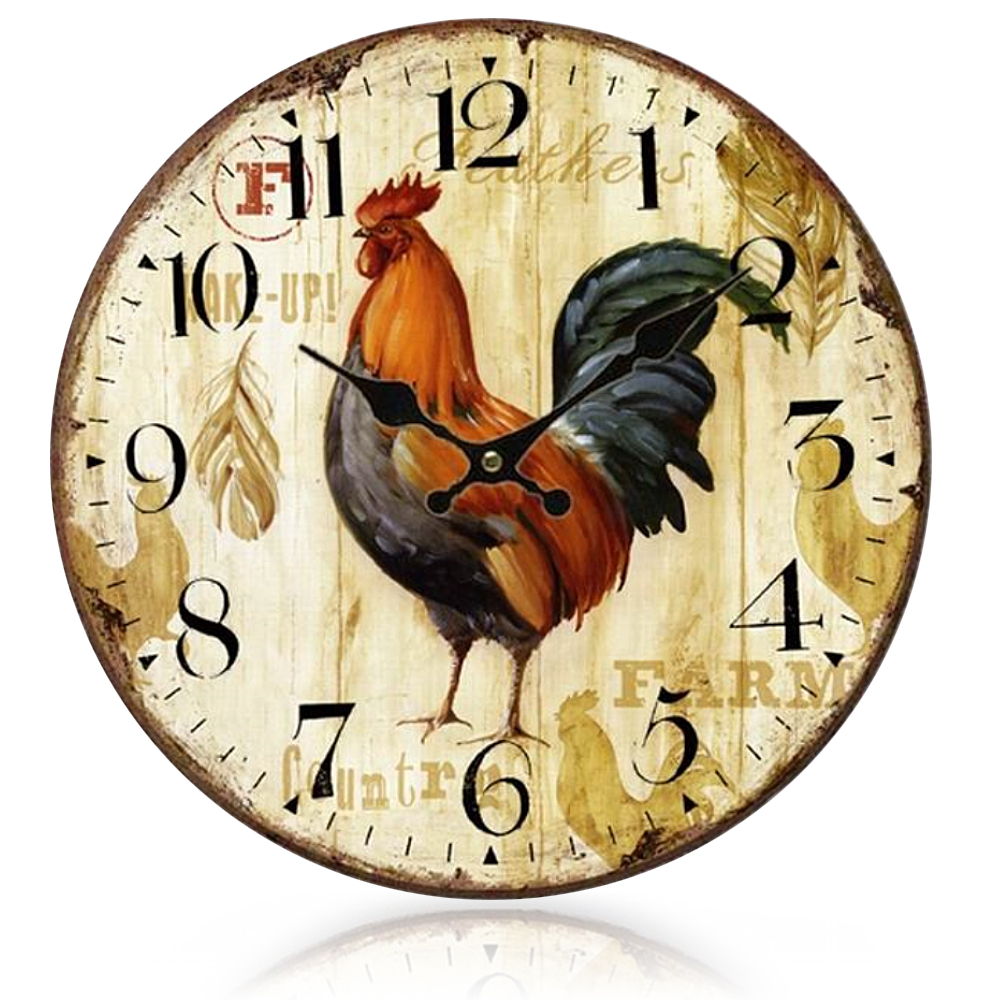 popular vintage rooster decor-buy cheap vintage rooster decor lots