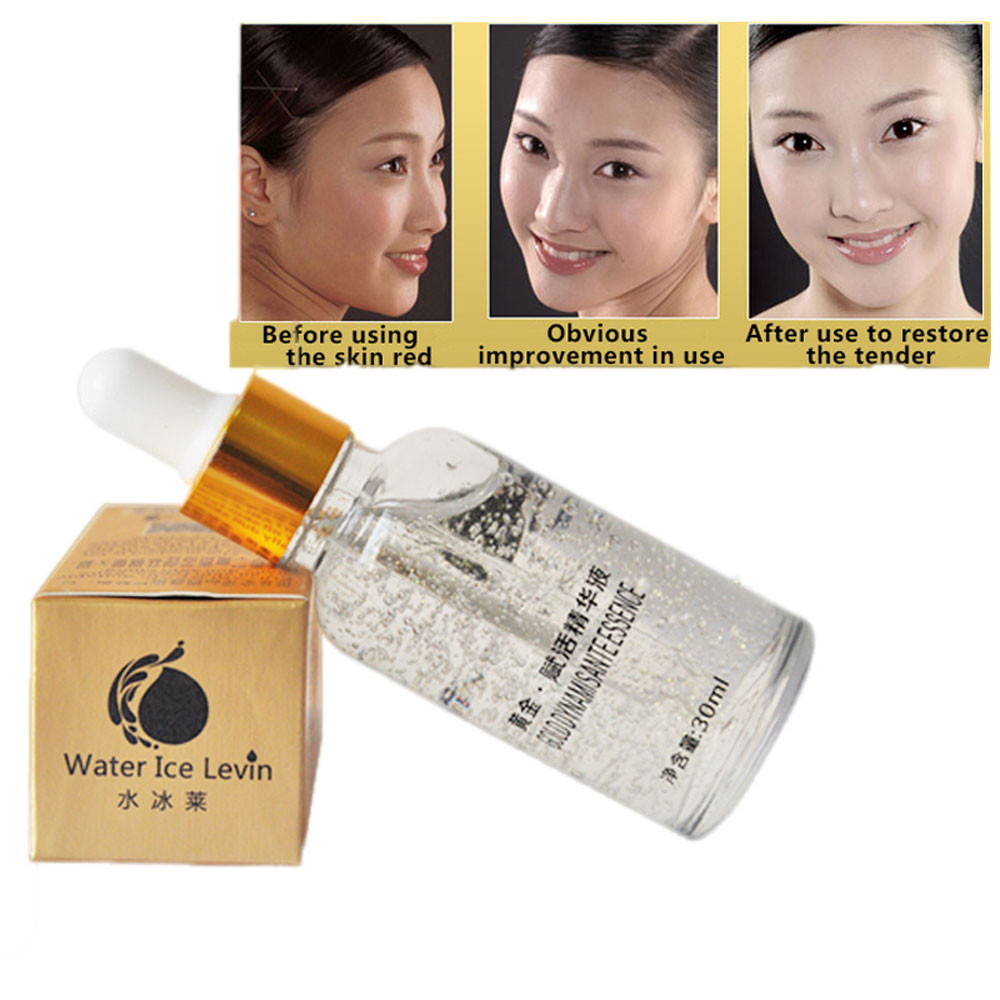 30ml Rice Whitening Serum Face Moisturizing Cream Anti Wrinkle Anti Aging Face Fine Lines Acne Treatment Skin Care