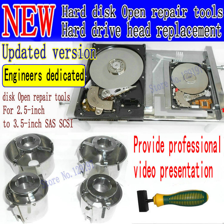 2016NEW Precision version PC Hard disk Open repair tools