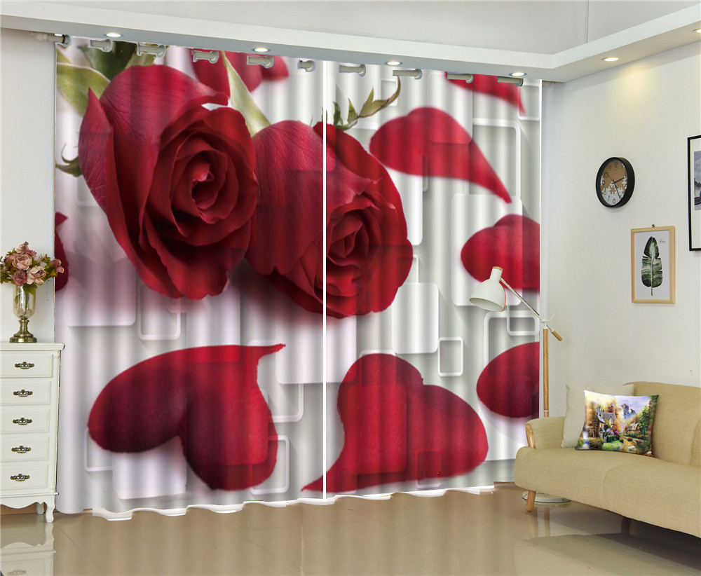 check MRP of modern floral curtains