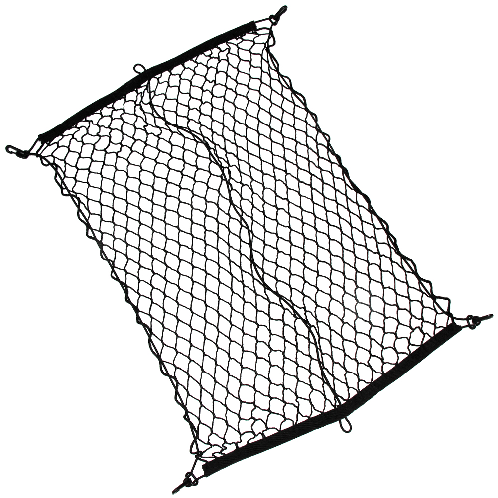 Car Rear Trunk Envelope /Floor Style Cargo Net Fit For
