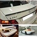 Stok için Fit Mercedes-benz W212 E200E260LE300lE400 E250 AMG karbon fiber arka spoyler