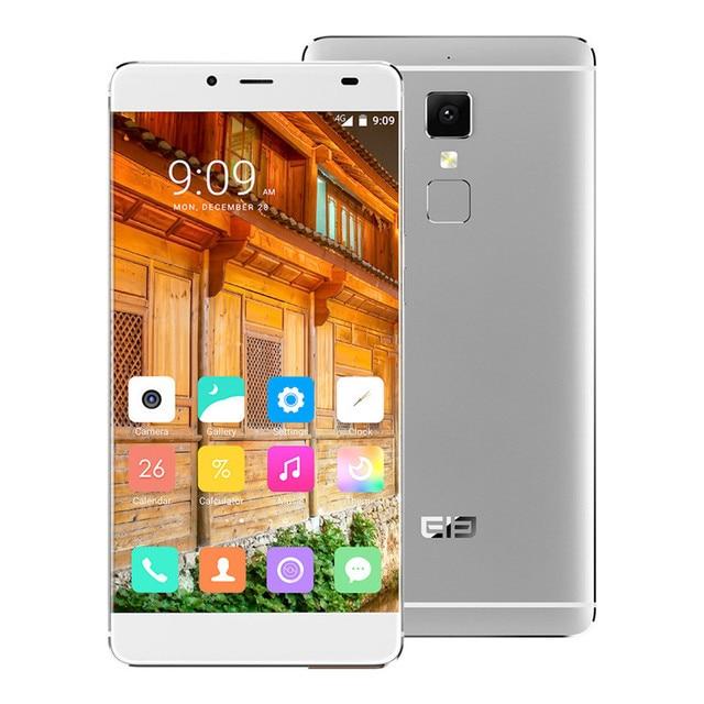 Оригинал Elephone S3 5.2 дюйма диск меньше FHD 4 г LTE MTK6753 Octa 64bit Android 6.0 3 ГБ 16GB13. 0MP отпечатков пальцев ID смартфон