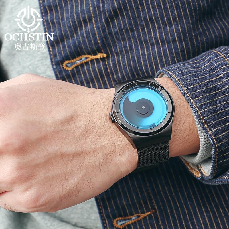 Նորաձևության լավագույն շքեղ - Տղամարդկանց ժամացույցներ - Լուսանկար 6