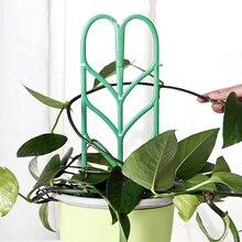3 шт. подставка для цветов садовый инструмент поддержка скалолазания искусственное мини-растение Рамка DIY Треллис стенд