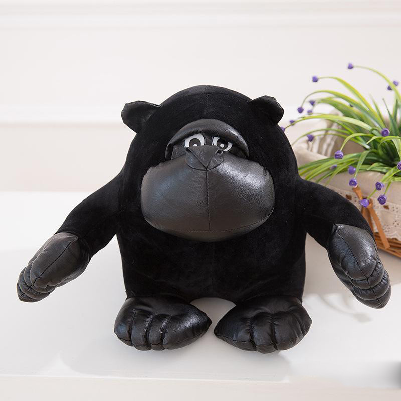 1990-now Valentines Day Plush Toy Monkey Gorilla Ape