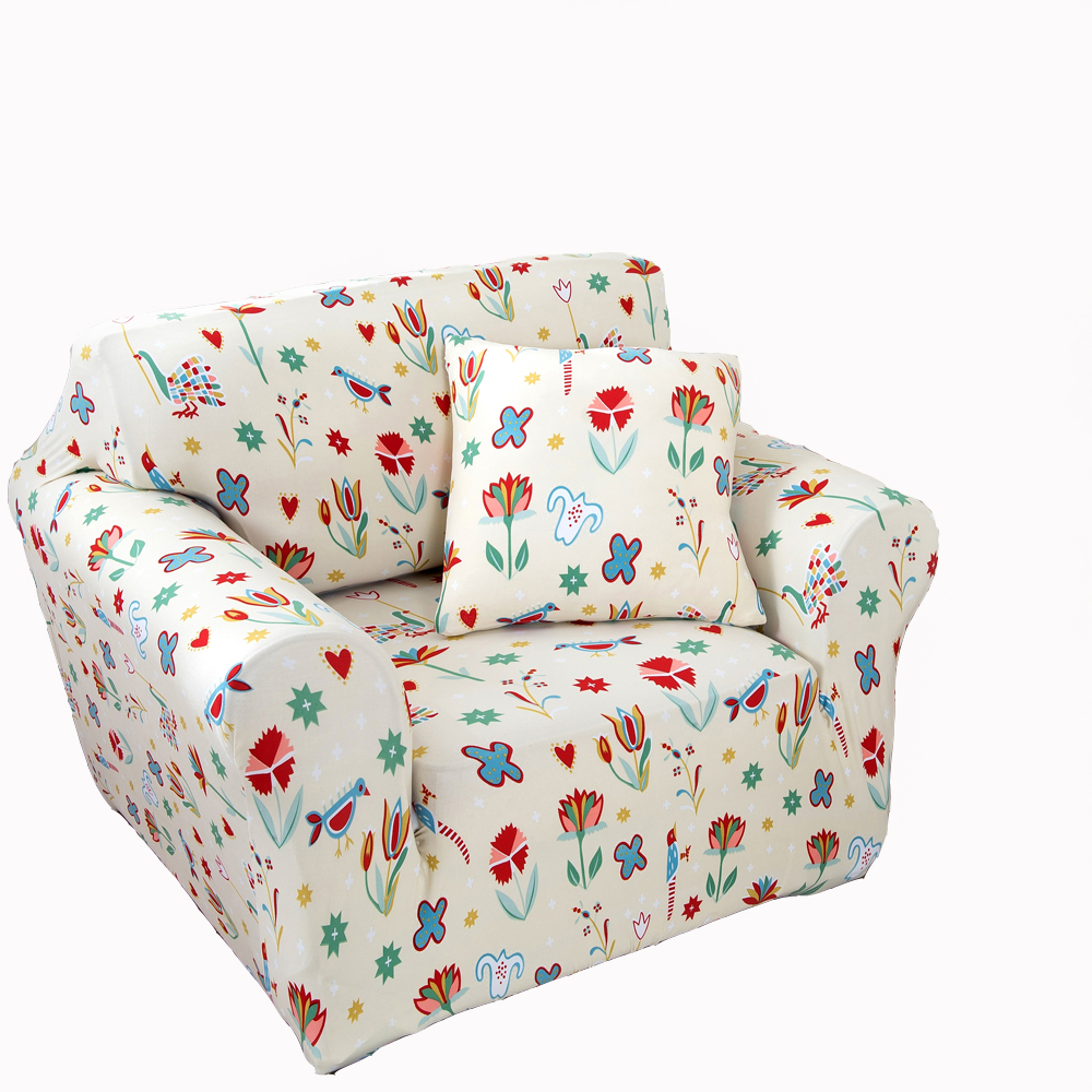 Cartoon print kids full sofa cover single double three four l-shaped sectional sofa cover slipcover for living room multi-color  sc 1 st  AliExpress.com : kids sectional - Sectionals, Sofas & Couches