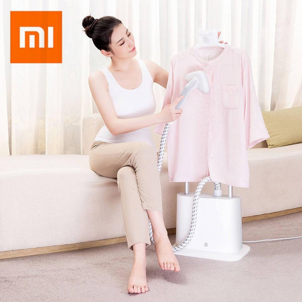 Xiaomi Youpin 1L двухполюсный Вертикальный Электрический отпариватель для одежды отпариватель подвесная машинка для глажки бытовой Приспособлен