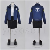 Psycho Pass anime Tsunemori Akane uniform cosplay womens costumes (only jacket)