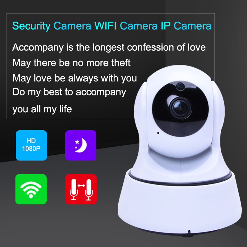 все цены на Outlet Home Security IP Camera 1080p Wi-fi Wifi Mini Network Wireless Cameras Surveillance Night Vision CCTV Camera Baby Monitor