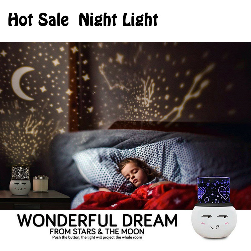 2018 hot sale snowman style night light creative LED lamp bedroom table light USB power supply for indoor Linghting Decor