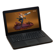 ZEUSLAP 13.3inch Ultrabook 4GB+240GB Intel Quad Core J1900WIFI Bluetooth Windows 7/8.1/10 System Computer Laptop Notebook