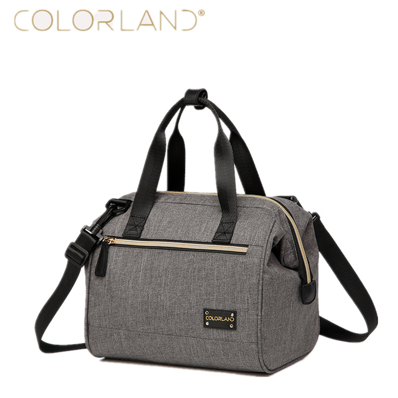 Colorland Diaper Bags Tote For mom Baby Bag Insulation Bags Aluminum foil Infant Baby Food Warmer