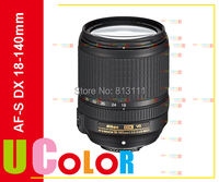 Original New Nikon Nikkor AF S DX 18 140mm F 3 5 5 6G ED VR