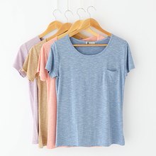 Brand New fashion women t-shirt brand tee tops Short Sleeve Cotton tops for women clothing solid O-neck Female t shirt OL Blusas женские блузки и рубашки shirt new brand 2015 o