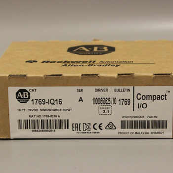 1769-IQ16 1769IQ16 Allen-Bradley,NEW AND ORIGINAL,FACTORY SEALED,HAVE IN STOCK - DISCOUNT ITEM  0% OFF All Category