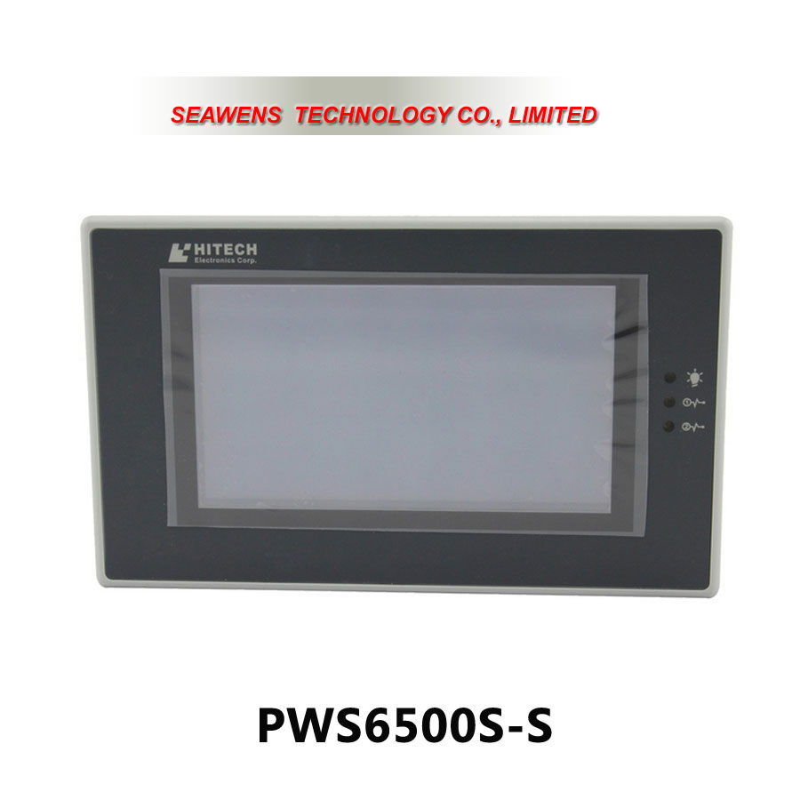 PWS6560S-S : PWS6560S-S 4.7 inch HITECH HMI Touch Screen panel Human Machine Interface New in box, Fast shipping tg465 mt2 4 3 inch xinje tg465 mt2 hmi touch screen new in box fast shipping
