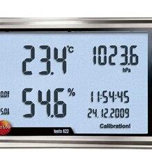 Гигрометр testo 622 с дисплеем давления 0560 6220
