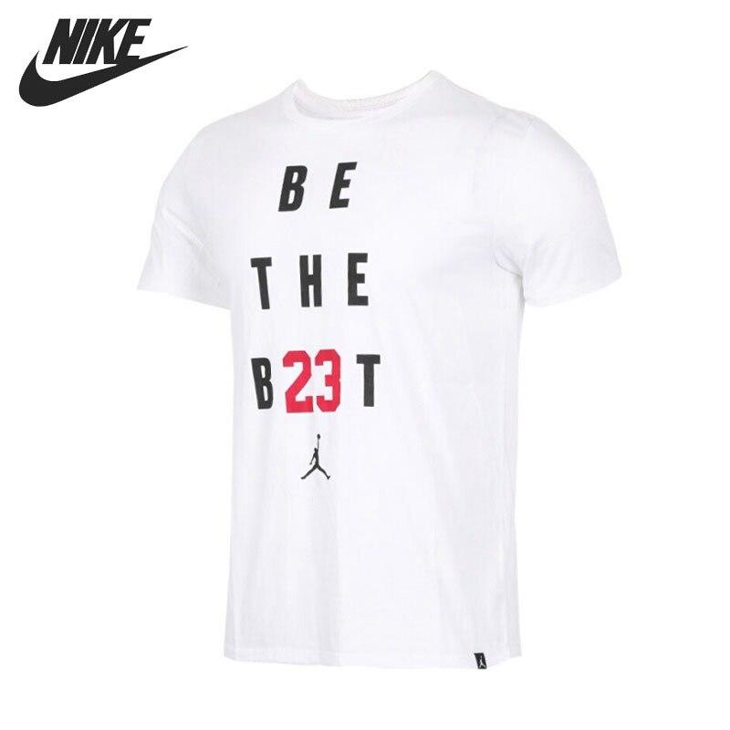 Original New Arrival 2018 NIKE  Men's Training T-shirts short sleeve Sportswear original new arrival 2017 adidas club tee men s t shirts short sleeve sportswear