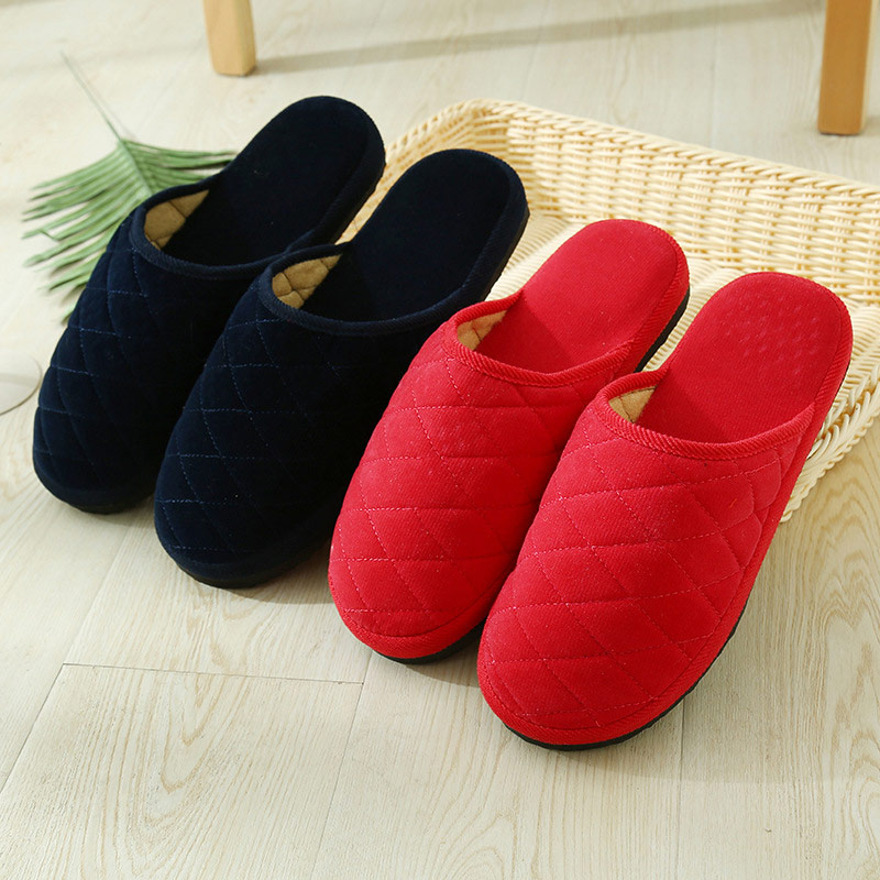 Women Home Slippers Winter Short Plush Soft Flat Shoes Comfortable Simple Indoor Floor Slipper Fashion Female Warm For Bedroom цена 2017