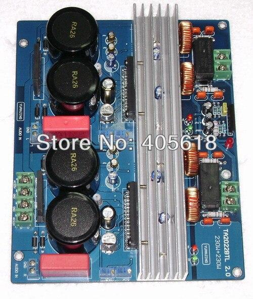 TA2022 BTL 2.0 Audio Power Amplifier Assembled Board 180W+180W btl cardiopoint holter h100