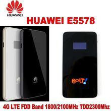 Лот из 20 шт huawei e5578 4g lte cat4 мобильный hotspot ультра