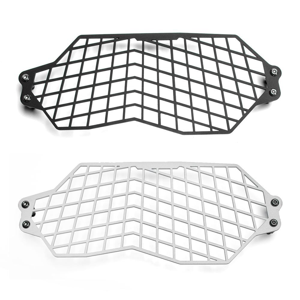 Aluminum Motorcycle Headlight Guard Protector Cover For BMW R1200GS 2008 2009 2010 2011 2012